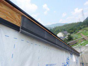 化粧破風-2階上屋根
