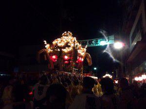 竹田秋祭り2010